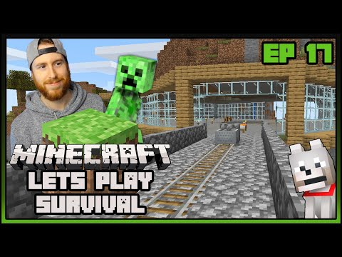 Mountain Home! - Survival Let's Play: Minecraft Friday's With Con! Ep 17