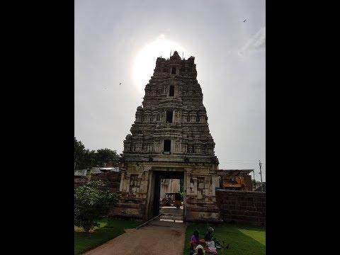 Siddavatam Fort Soumyanatha Swamy Temple Kadapa