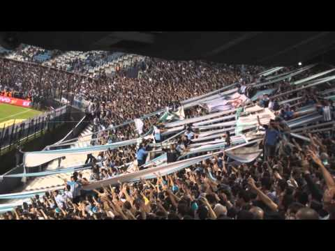 Porque Racing es mi vida de la cuna hasta la muerte - Racing 1 - 1 Newels - La Guardia Imperial - Racing Club