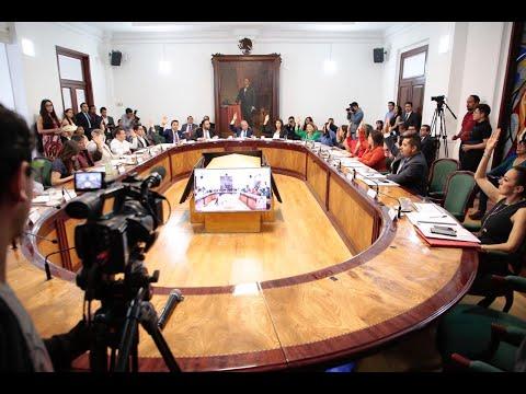 Cabildo H. Ayuntamiento de Tlalnepantla de Baz 19 febrero 2020