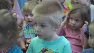 Щелкунчик в детском саду