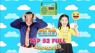 Video Gia đình là số 1 Phần 2|tập 52 full:Ông Tài xấu hổ đỏ mặt vì bị Tâm Anh bóc phốt thả bom trên radio MP3, 3GP, MP4, WEBM, AVI, FLV Juli 2019