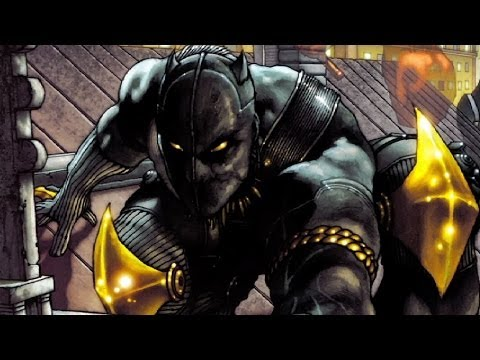 origins - He's not just the first mainstream black superhero, but the king of a hidden tribe and a powerful member of the Avengers! Join http://www.WatchMojo.com as we...