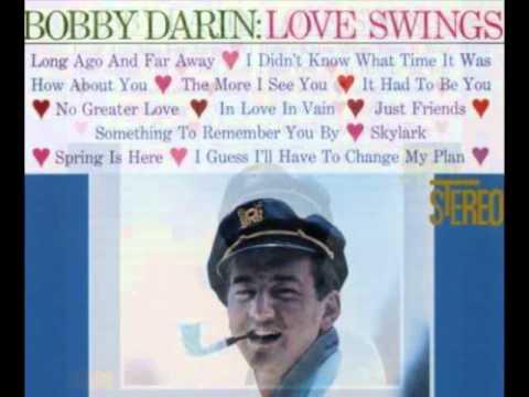 Tekst piosenki Bobby Darin - Long Ago (And Far Away) po polsku