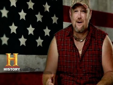 Only In America with Larry the Cable Guy - Git-R-Done | History