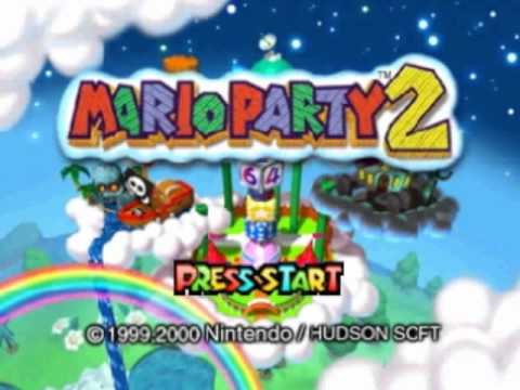 Mario Party 2 OST - Rule Land