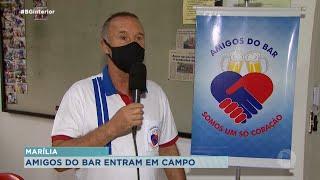 Ex-jogador de futebol Jorginho agora dá show de solidariedade em Marília