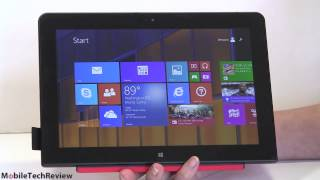 Lenovo ThinkPad 10 Tablet Review