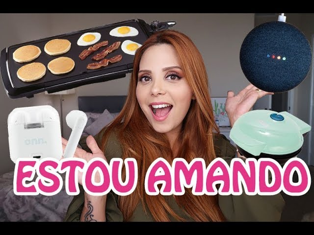 COISAS DE CASA QUE ESTOU AMANDO! - Claudinha Stocco