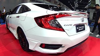 Video All New 2016, 2017 Honda Civic Modulo, Top model, Limited edition MP3, 3GP, MP4, WEBM, AVI, FLV Februari 2018