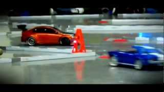 DUBDRIFT - RC DRIFT BATTLE 2012 [ The Chase - Street Racing Festival ]