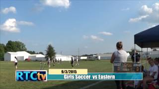Rochester High School Girls Soccer vs Eastern