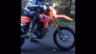 7. Jerry's sweet new 2016 Beta 500RS