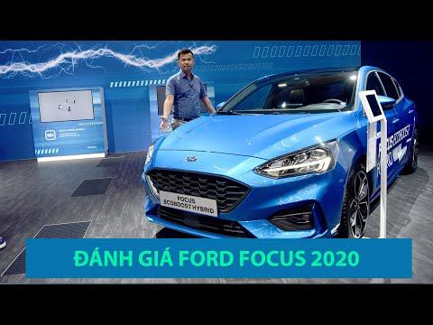 Ford Focus 2020 không được bán ở Việt nam các bác ạ, xem mà tiếc ghê gớm @ vcloz.com