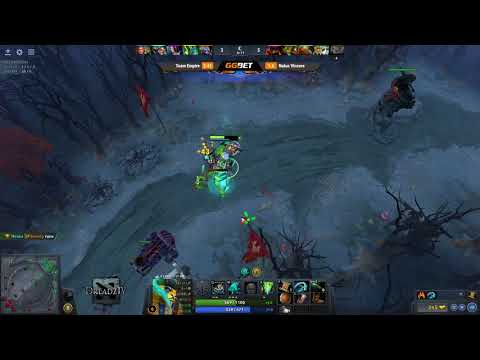Dread's stream | Dota 2 - Elder Titan / Lone Druid | 22.12.2017