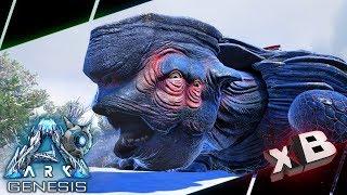 Let's Play ARK: Genesis | Megachelon Taming! [E10]