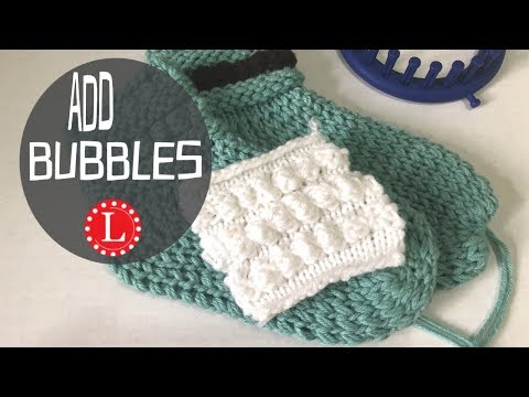 Loom Knitting Stitches Double Moss Stitch Pattern Youtube Downloader