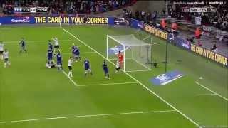 Video Chelsea 2-0 Tottenham Hotspur League Cup Final 1/3/2015 MP3, 3GP, MP4, WEBM, AVI, FLV September 2018