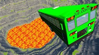 Video School Bus Crashes 8  - Beamng drive MP3, 3GP, MP4, WEBM, AVI, FLV Januari 2019