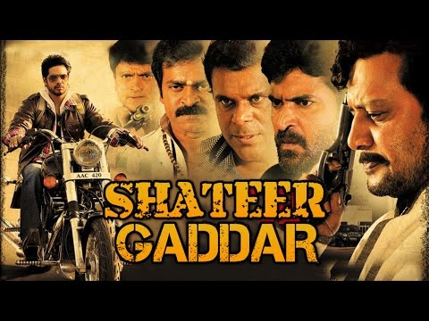 Video Shateer Gaddar   Latest South HD Action Movie  (2016)   Full Hindi Dubbed Movie download in MP3, 3GP, MP4, WEBM, AVI, FLV January 2017
