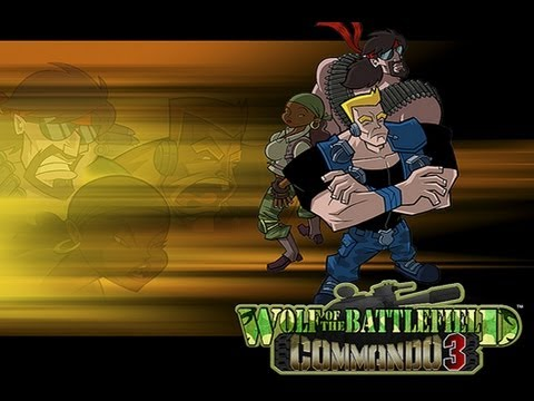 Wolf of the Battlefield : Commando 3 Xbox 360