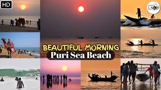 Puri India  city pictures gallery : Beautiful Morning | Puri Beach | Odisha, India