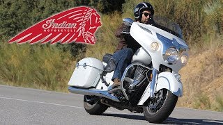 7. Indian Chieftain 2017 Pure Sound