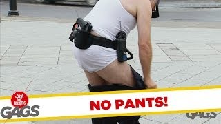 Best Of No Pants Pranks