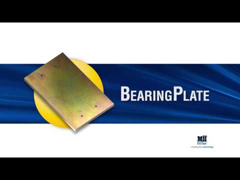 MGB0739 BearingPlate EBP Video