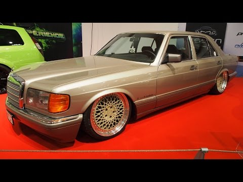 Mercedes s klasse 420 фотка
