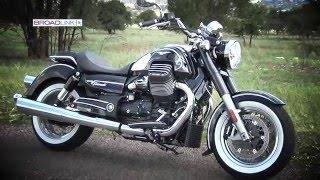 4. Moto Guzzi Eldorado 2WheelsTV Road Test