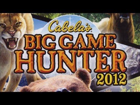 cabela's big game hunter 2012 xbox 360 cheats