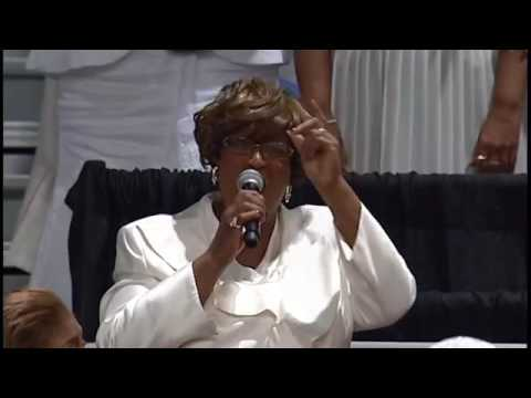 COGIC Women's Chorus - Guide Me Oh Thou Great Jehovah