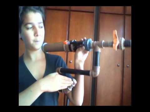 Como Fazer arma de pressão(semi automática) ︻╦╤─