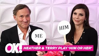 """Video Heather Dubrow Reveals """"Sexting"""" Relationship With Husband Terry MP3, 3GP, MP4, WEBM, AVI, FLV Februari 2019"""