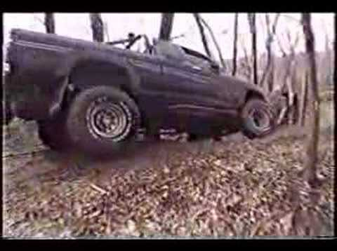 4×4 off road en accion