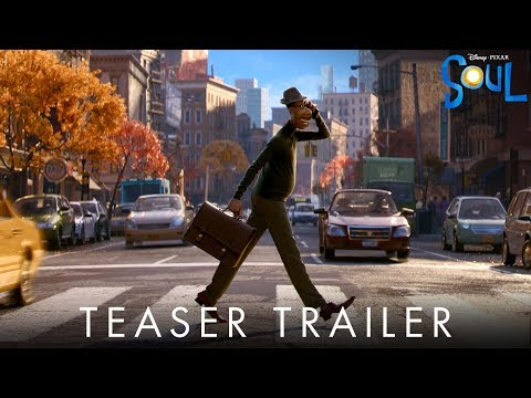 Soul official Teaser Trailer