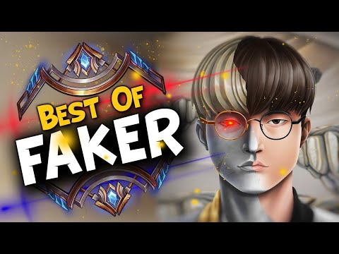 FAKER Being FAKER!! // BEST OF FAKER's Stream Moments!