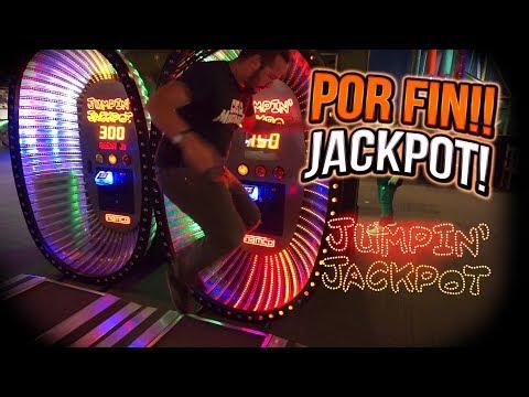 VENCIENDO JUMPIN' JACKPOT!! – Rapidín en el Arcade