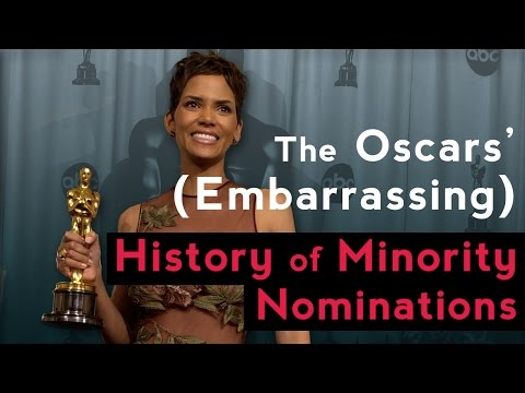 The Oscars' (Embarrassing) History of Minority Nominations | dose.