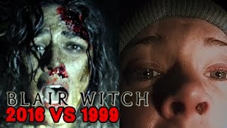 Nonton Blair Witch  2016  Vs The Original  Review Analysis  Spoilers Film Subtitle Indonesia Streaming Movie Download
