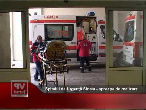 Spitalul de Urgență Sinaia- aproape de realizare