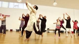 Stage Danse Indienne Bollywood avec Tushar Malgaonkar