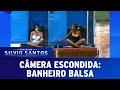 foto Banheiro Balsa | Câmeras Escondidas (19/02/17)