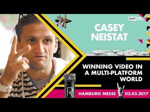 Casey Neistat, YouTube Star & Founder BEME  - Online Marketing Rockstars Keynote | OMR17