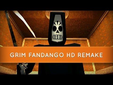 Grim Fandango annoncé sur PS4 et PS Vita