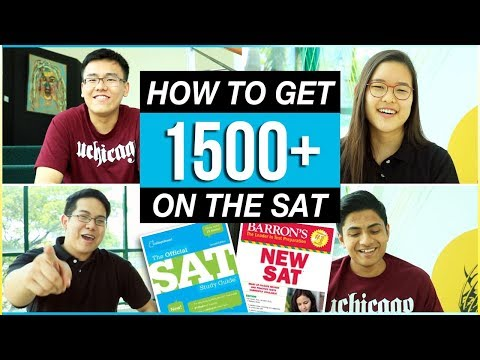 ✏️How to Get a 1500+ on the New SAT: SAT Tips and Tricks 2018 | Katie Tracy