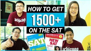 How To Get A 1500  On The New Sat  Sat Tips And Tricks 2018   Katie Tracy