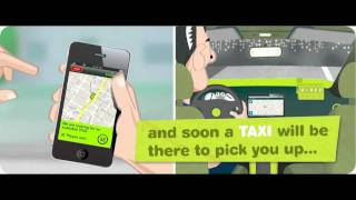 taxiplon passenger YouTube video