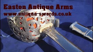 https://www.facebook.com/eastonantiquearms/http://www.antique-swords.co.ukAntique swords and other weapons for sale in the UK. Shipping to most of the world possible at cost.I buy and sell - if you are looking for something or have something to sell, please get in contact.